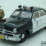 modellautos 1950 Ford Police Precision Miniatures 10