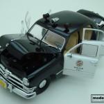 modellautos 1950 Ford Police Precision Miniatures 11