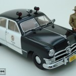 modellautos 1950 Ford Police Precision Miniatures 13