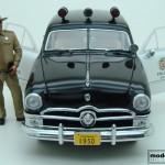 modellautos 1950 Ford Police Precision Miniatures 18