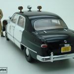 modellautos 1950 Ford Police Precision Miniatures 23