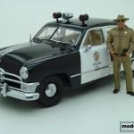 modellautos 1950 Ford Police Precision Miniatures 27