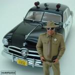 modellautos 1950 Ford Police Precision Miniatures 30