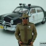 modellautos 1950 Ford Police Precision Miniatures 31