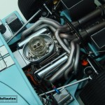 modellautos 1966 Ford GT40 mk II Exoto 11