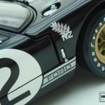 modellautos 1966 Ford GT40 mk II Exoto 12