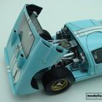 modellautos 1966 Ford GT40 mk II Exoto 13
