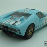 modellautos 1966 Ford GT40 mk II Exoto 5