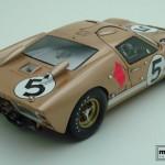 modellautos 1966 Ford GT40 mk II Exoto 7
