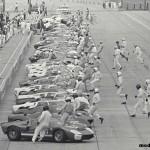 modellautos 1966 Ford GT40 mk II Histótico 1