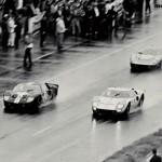 modellautos 1966 Ford GT40 mk II Histótico 5