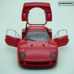 modellautos 1987 Ferrari F40 8411R Kyosho 8