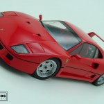modellautos 1987 Ferrari F40 8411R Kyosho 9