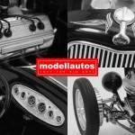 modellautos 32 ardun Deuce detalhe 1L