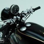 modellautos Vincent Black Shadow minichamps 4