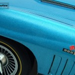 modellautos 1965 Corvette Stingray gmp 6