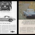 modellautos Ads 65 Corvette