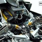 modellautos 2009 Pagani Zonda R AUTOart 7