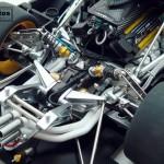 modellautos 2009 Pagani Zonda R AUTOart 8
