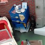 modellautos diorama TR3A Corner 11L