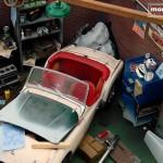 modellautos diorama TR3A Corner 18L