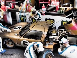 modellautos diorama 24HPS 10L
