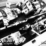 modellautos diorama 24HPS 43L