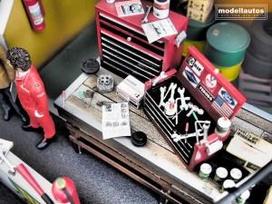 modellautos diorama 24HPS 47L