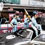 modellautos diorama 24HPS 5L