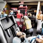 modellautos diorama 24HPS 8L